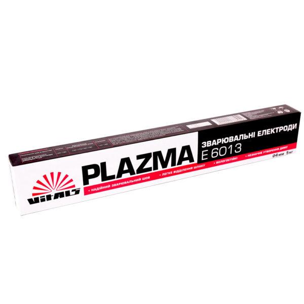 Електроди зварювальні Vitals Plazma E6013, d 4 мм, 5 кг Vitals
