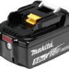 Акумулятор LXT BL1850B (Li-Ion, 18В, 5Аг, індикація розряду) MAKITA 632F15-1