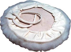 Вовняний полірувальний диск Ø180 мм MAKITA 794176-0