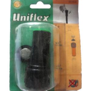 Адаптер крановий з різьбленням UNIFLEX 830632 UNIFLEX