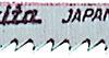 Набір пилок HCS по дереву для рівного пропилювання 73 мм (5 шт.) MAKITA A-85634