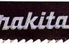 Набір пилок HCS по дереву для грубого пропилювання 51 мм (5 шт.) MAKITA A-85662