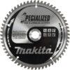 Диск пиляльний по алюмінію SPECIALIZED 190х20 мм 60Т MAKITA B-09612