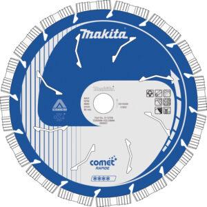 Алмазний диск COMET по бетону сегмент 230х22,23 мм сух MAKITA B-12784