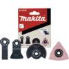 Набір насадок для плитки для мультитулу MAKITA B-30592