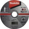 Тонкий відрізний диск для алюмінію 125×1.0 A60T, плаский MAKITA B-45331