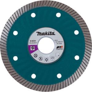 Алмазне колесо для сухої плитки 125×22,23mm MAKITA B-46333