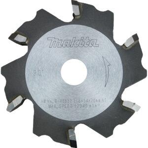 Фреза дискова 118x20x14mm, 6T, CA5000, 90° MAKITA B-48832