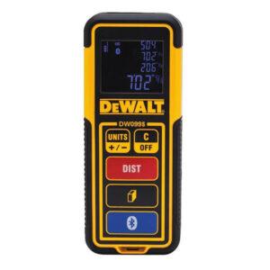 Далекомір лазерний DeWALT DW099S DeWALT