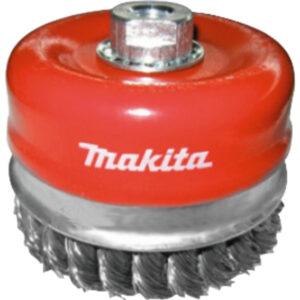Чашкова щітка з крученим дротом М14/65 мм/0,5 мм MAKITA P-04488
