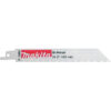 Набір пилок BiM по металу для ножівки 150 мм (5 шт.) MAKITA P-04905