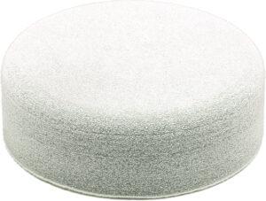 Губчатий білий полірувальний диск Ø150 мм MAKITA P-21727