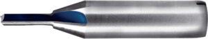 Фасонна фреза для фігурного різу Т.C.T. 3 мм хвостовик 8 мм MAKITA P-78689