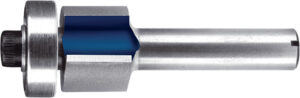 Фреза для обробки кромок з внутрішньою підшипниковою направляючою Т.С.Т. 18 мм хвостовик 8 мм MAKITA P-78988