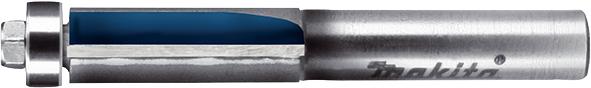 Фреза для обробки кромок з підшипниковою направляючою Т.С.Т. 9,5 мм хвостовик 8 мм MAKITA P-79011