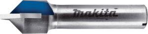 Фреза для V-подібних заглиблень Т.С.Т. 12,7 мм хвостовик 8 мм MAKITA P-79061