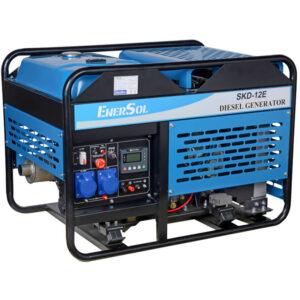 Генератор дизельний EnerSol SKD-12EB EnerSol