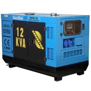 Генератор дизельний EnerSol SKDS-12EB EnerSol