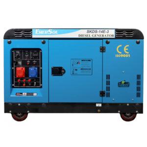 Генератор дизельний EnerSol SKDS-14E-3B EnerSol