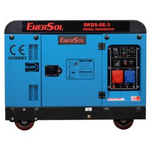 Генератор дизельний EnerSol SKDS-8E-3B EnerSol
