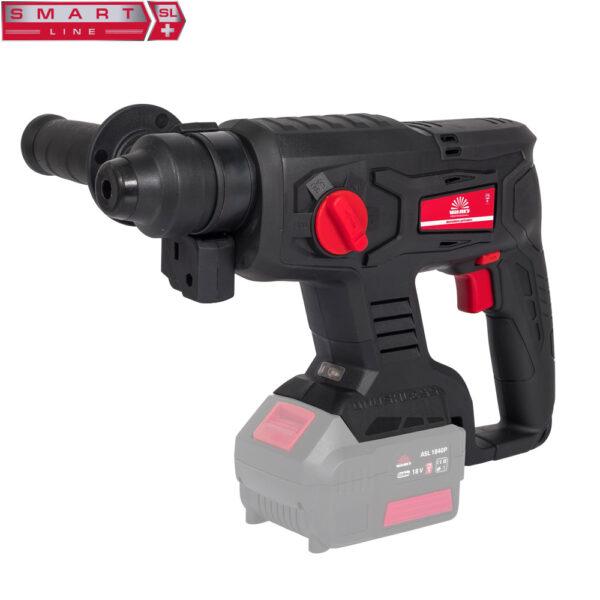 Перфоратор акумуляторний Professional ARa 2218P BS SmartLine Vitals