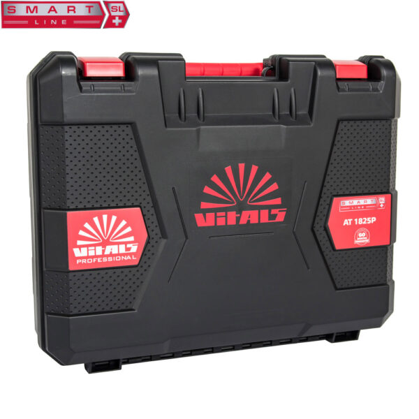 Кейс для гайковерта акумуляторного Vitals Professional AT 1825P SmartLine Vitals