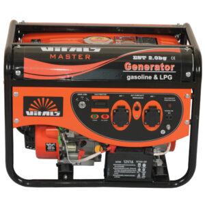 Генератор газ/бензин Vitals Master EST 2.0bg VITALS