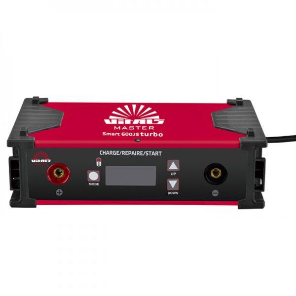 Зарядний пристрій інверторного типу Vitals Master Smart 600JS turbo Vitals