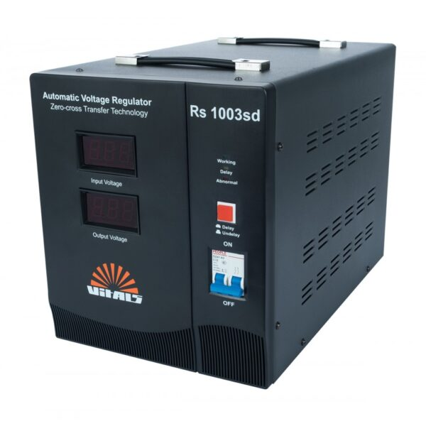 Стабілізатор напруги Vitals Rs 1003sd Vitals