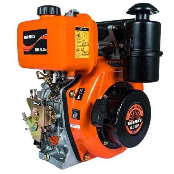 Двигун дизельний Vitals DM 6.0k VITALS