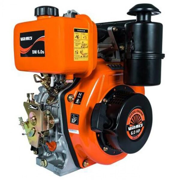 Двигун дизельний Vitals DM 6.0s VITALS