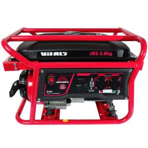 Генератор газ/бензин Vitals JBS 2.8bg VITALS
