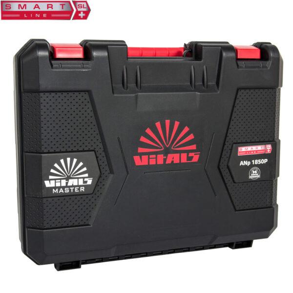 Кейс для степлера / пістолета для забивання цвяхів 2-в-1 Vitals Master ANp 1850P SmartLine Vitals
