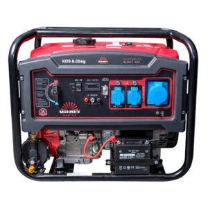 Генератор газ/бензин Vitals Master KDS 6.0beg VITALS