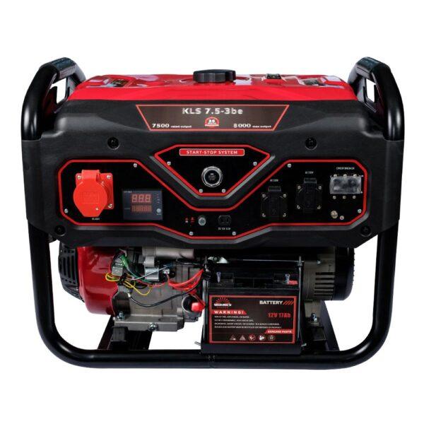 Генератор бензиновий Vitals Master KLS 7.5-3be VITALS