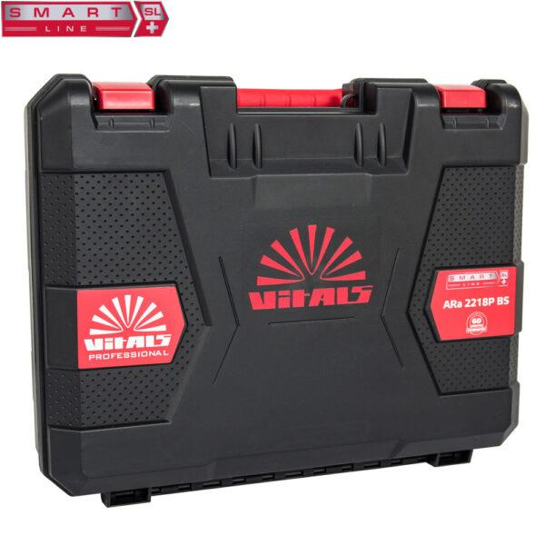 Кейс для перфоратора Vitals Professional ARa 2218P BS SmartLine Vitals