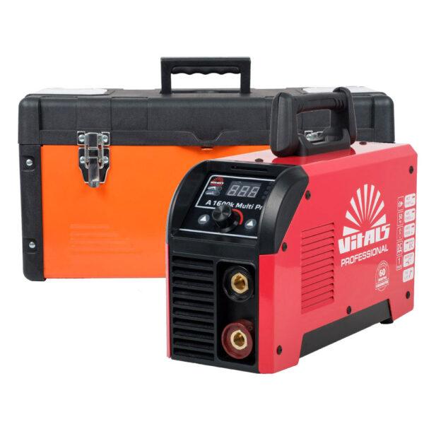 Зварювальний апарат Vitals Professional A 1600k Multi Pro Vitals