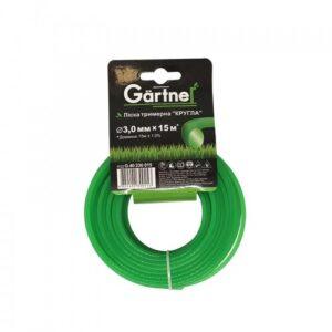 Волосінь Gartner для садових триммеров «кругла» 3,0 мм × 15 м