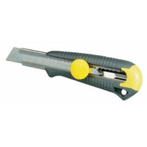 Ніж DynaGrip MP довжиною 165 мм з лезом шириною 18 мм з сегментами, що відламуються STANLEY 0-10-418