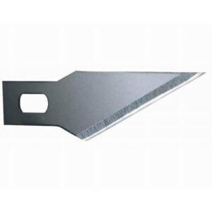 Леза запасні довжиною 45 мм зі скошеною ріжучої крайкою до ножів для дрібних робіт STANLEY 0-11-411 STANLEY