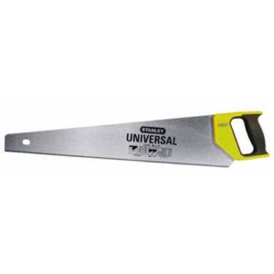 Ножівка завдовжки 500 мм для поперечного та поздовжнього різу STANLEY 1-20-008