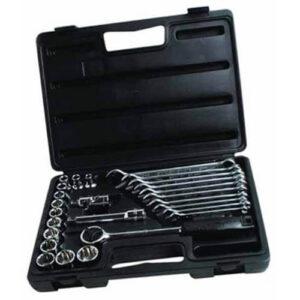 Набір головок торцевих 1/2 і ключів комбінованих з двадцяти шести предметів STANLEY 1-89-105 STANLEY