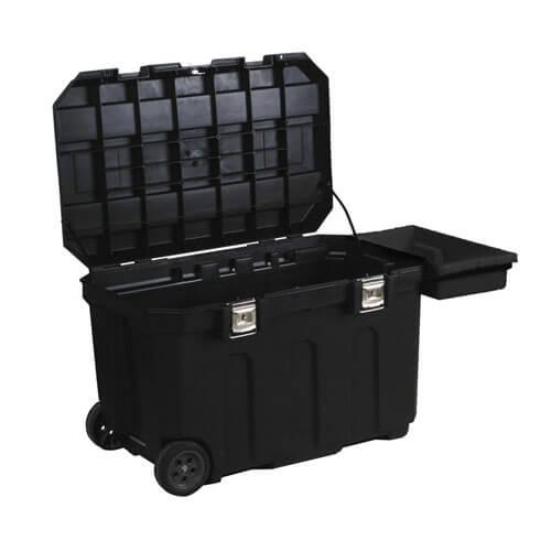 Ящик MOBILE JOB CHEST, розміри 962x591x578 мм, пластиковий з колесами STANLEY 1-93-278