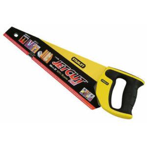Ножівка Jet-Cut Fine довжиною 380 мм для поперечного та поздовжнього різу по деревині STANLEY 2-15-594