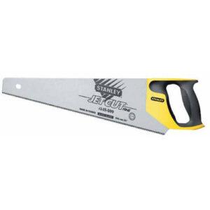 Ножівка Jet-Cut Fine довжиною 450 мм для поперечного та поздовжнього різу по деревині STANLEY 2-15-595