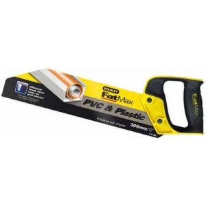 Ножівка FatMax® довжиною 300 мм для роботи з ПВХ STANLEY 2-17-206
