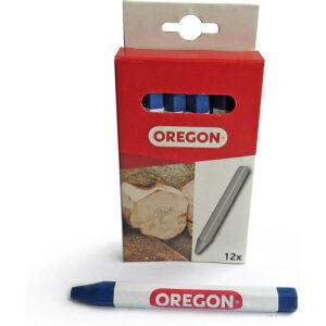 Олівець синій в упаковці 12 штук OREGON 295360