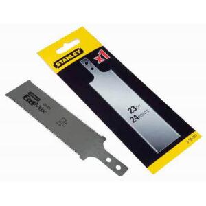 Полотно запасне для міні-ножівки чісторежущей з двома ріжучими крайками STANLEY 3-20-331