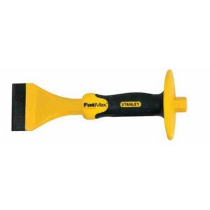 Зубило електрика FatMax ™ плоске, шириною 55 мм, довжиною 250 мм, із захисною надставкою STANLEY 4-18-330 STANLEY