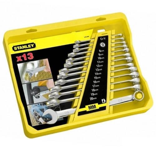 Набір з тринадцяти комбінованих ключів STANLEY 4-94-648 STANLEY